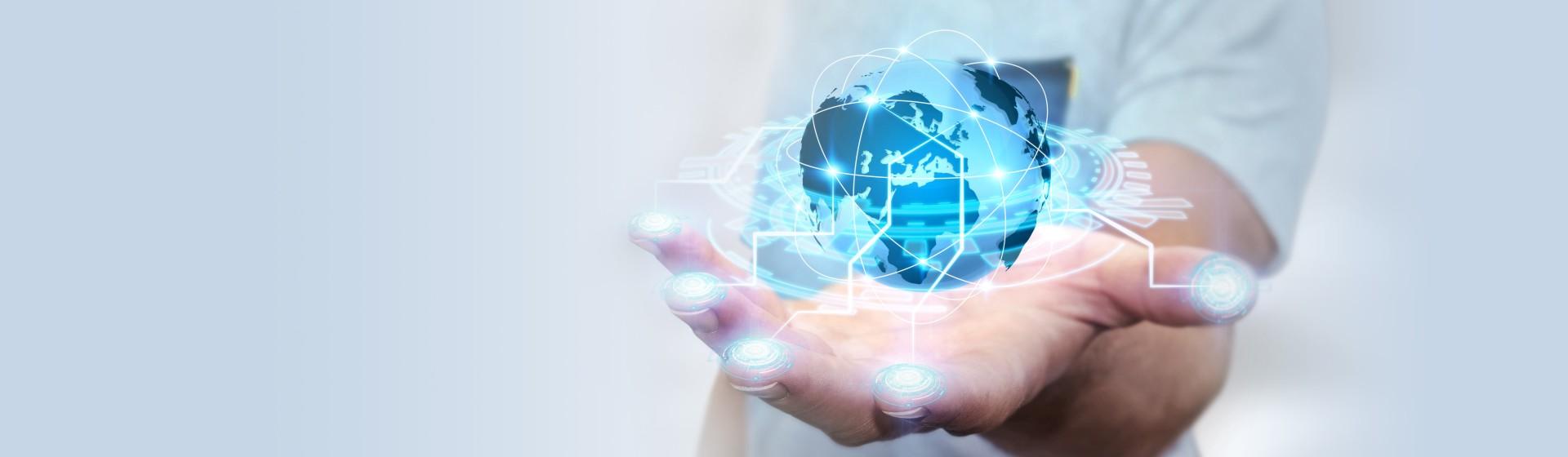 沟通世界 链接未来